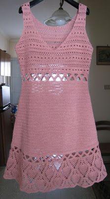 Fabulous Crochet a Little Black Crochet Dress Ideas. Georgeous Crochet a Little Black Crochet Dress Ideas. Gilet Crochet, Crochet Shirt, Black Crochet Dress, Crochet Lace, Crochet Wedding, Mode Crochet, Crochet Woman, Crochet Clothes, Crochet Dresses