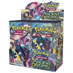 Pokemon Trading Card Game: XY - Ancient Origins Booster Pack Box - Online Only