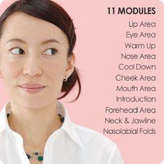 zhannadesign direction: practice Face Yoga Method Facial Yoga Exercises, Face Lift Exercises, Neck Exercises, Face Yoga Method, Face Tone, Face Massage, Yoga Tips, Facial Care, Stretching