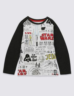 Star Wars™ Long Sleeve T-Shirt (1-8 Years)