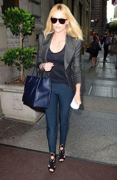 Charlize Theron's #1 Style Staple - Celebrity Style - StyleBistro