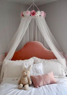 Realistic Kid Baby Bed Canopy Bedcover Mosquito Crib Netting Curtain Bedding Round Dome Tent Cotton Crib Netting