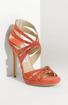 Coral...perfect! Now if they could only cost about a thousand dollars less...
