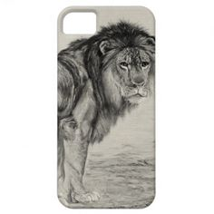 Majestic #Lion #iPhone 5 #Cover