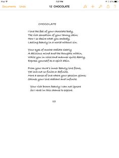 Written for a very lovely lady I talked with over coffee a few times.