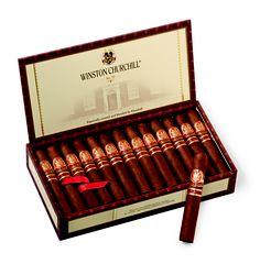 Winston Churchill Cigars