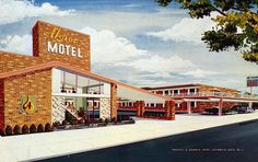 Algiers Motel- Morris & Pacific Aves, Atlantic City NJ