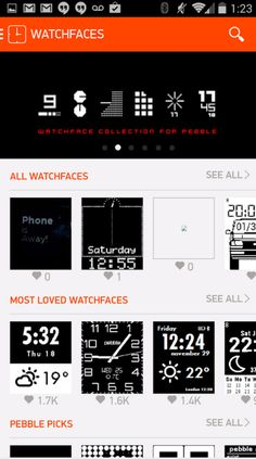Pebble App Store - Online shopping for Smart Watches best cheap deals from a wide selection of high-quality Smart Watches at: topsmartwatchesonline.com