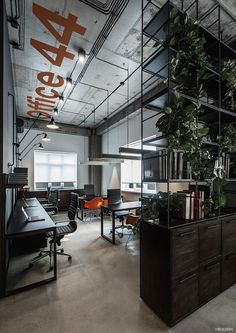 Contemporary Office Interiors Historic   Google Search | Urban Farm |  Pinterest | Office Interiors, Industrial Office And Interiors