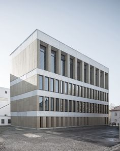 University library in Munich / Meck Architekten