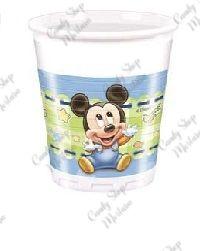 200 ml Baby Mickey  Busta 8pz Baby Mickey