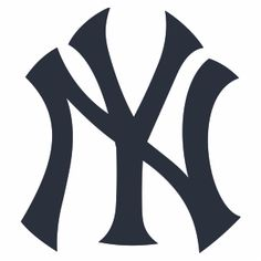Yankees MLB Die Cut Vinyl Decal for Windows, Vehicle Windows, Vehicle Body Surfaces or just about any surface that is smooth and clean Yankees Logo, Yankees News, Yankees Fan, New York Yankees, Vinyl For Cars, Star Stickers, Cornhole, Vinyl Decals, Car Decals