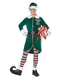 Workshop Elf Adult Costume