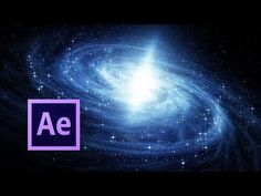 (21) Amazing 3D Galaxy Simulation | After Effects Tutorial - YouTube