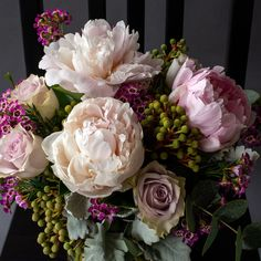 It's your last chance to shop peonies before they disappear for another year! Get your order in or give someone a hint. Peonies Bouquet, Pink Peonies, Pink Flowers, Order Flowers, Flowers Online, International Flower Delivery, Peonies Season, Same Day Flower Delivery, Peony Flower
