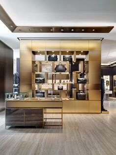 Brioni Flagship Store Milano