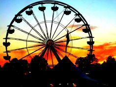 State Fair in Raleigh, North Carolina- 2010