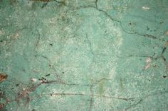 Green concrete texture Free Stock Photo