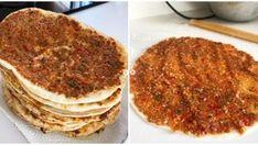Lahmacun Nasıl Yapılır? Ev Yapımı Lahmacun Tarifi Kefir, Food Cakes, Tiramisu, Tart, Cake Recipes, Cookies, Breakfast, Food, Cakes