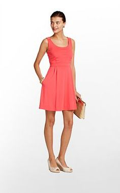 Lilly Pulitzer - Dresses- This would be the perfect preference day dress for an incoming freshman girl! (or me!)