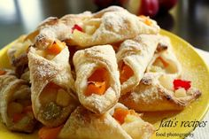 Fanciful Fruit Pies - A delicious and EASY treat!