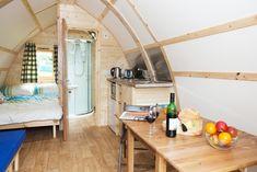 Glamping Accommodation, Uig, Isle of Lewis, Western Isles