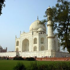 Check out this slideshow Spring Sunset at the Taj Mahal in this list The New 7 Wonders of the World