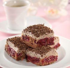 Csokikrémes szederkocka – Receptletöltés Tiramisu, Ethnic Recipes, Food, Essen, Meals, Tiramisu Cake, Yemek, Eten