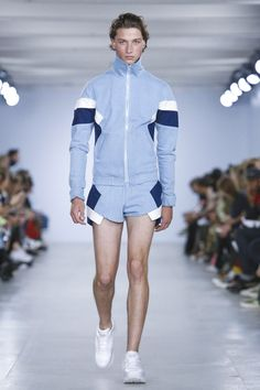 Christopher Shannon Menswear Collection Spring Summer 2017 in London