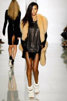 Kanye West Spring 2012 Fashion Trends Ready-to-Wear Collection