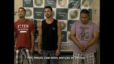 Trio é preso no subúrbio do Rio com mistura de maconha e crack - Vídeos - R7