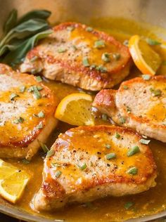 When I need something quick yet tasty for dinner, I turn to pork chops. They're easy to cook, incredibly flavorful, and great for protein!There are so many wonderful ways to cook pork chops – from one-pan recipes on the stove, to baked or grilled – and there is surely one recipe to fit everyone's tastes! [...]