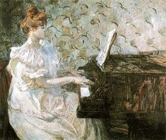 Toulouse- Lautrec, Misia Sert