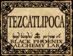 Deep cocoa laced with patchouli, leather armor, ritual incense, and a touch of Xochiquetzal's flowers - $4
