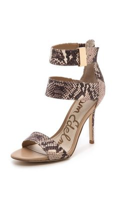 Sam Edelman Addie Ankle Strap Sandals $130