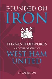 Founded on Iron: Thames Ironworks and the Origins of West Ham United: divThis book discusses the origins of West Ham United, of players and fans who were the iron-men of the past, and how it has developed into fierce loyalty and a proud community. West Ham Fans, West Ham United Fc, Best Comments, Team S, Liverpool Fc, Famous Quotes, Good Books, Origins, This Book