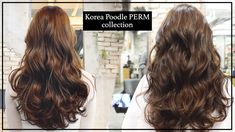 Goddess wave perm style you must see if you are growing your hair Body Wave Perm, Body Wave Hair, Hair Perms, Perm Hair, Hair Inspo, Hair Inspiration, Digital Perm, Long Hair Waves, Hair Upstyles