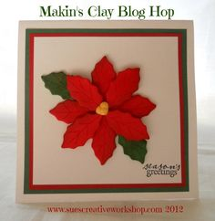 Makin's Clay is also offering a great price package with products including clay, tools and a Memory Frame Kit.....  to enter leave a comment on the Makin's Clay® Blog www.makinsclayblog.blogspot.com telling us which project you liked best on the blog hop. The winner will be randomly drawn from all entries on or about October 24, 2012.     We will announce the winner on the Makin's Clay blog so please check back Thursday, October 25, 2012 to see if you have won!