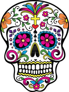 https://www.google.com/search?q=dia de los muertos skull art