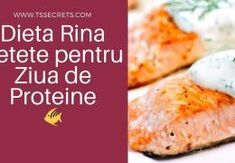 Dieta Rina Retete pentru Ziua de Proteine Mashed Potatoes, Breakfast, Ethnic Recipes, Food, Whipped Potatoes, Morning Coffee, Smash Potatoes, Meals, Yemek