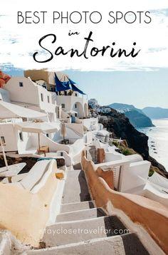 Santorini Travel, Greece Travel, Oia Santorini, Mykonos Greece, Crete Greece, Athens Greece, Travel Europe, Budget Travel, Travel Guide