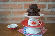 ana sinhana: Na cozinha: traditional brownie