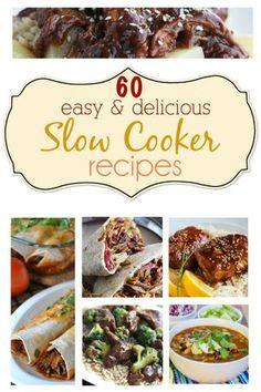 60 Slow Cooker Recipes | The Recipe Critic | Bloglovin'