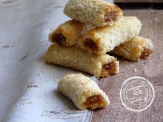 Date Roll Recipe - Food like Amma used to make it