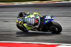 Sepang Circuit,Malesia Sabato,prove ufficiali Uscita ultima curva Primo scatto @GigiSoldano