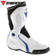 #Dainese TRQ-Race Out #Boots - #motorcycle #gear #Blue