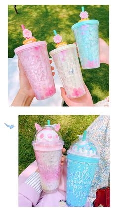 Cute School Supplies, Cartoon Design, Cold Drinks, Drinking Water, Stay Warm, Cute Cartoon, Safe Food, Lemonade, Cocoa