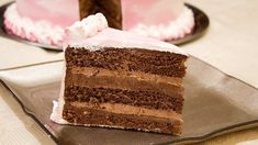 Very chocolate cake Cake Filling Recipes, Cake Recipes, Dessert Recipes, Desserts, Torte Recepti, Kolaci I Torte, Chocolate Flavors, Chocolate Cake, Nutella Cheesecake
