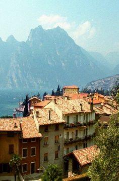 Riva del Garda, Trentino, Italy (by kabe)