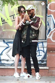 Selena Gomez and The Weeknd's 10+ country tour was at its PDA peak in Buenos Aires, Argentina, yesterday when paparazzi caught them being all-around touchy in the streets. (Gomez was first caught hug-walking with the Weeknd, but as soon as the couple noticed photographers, they took it...